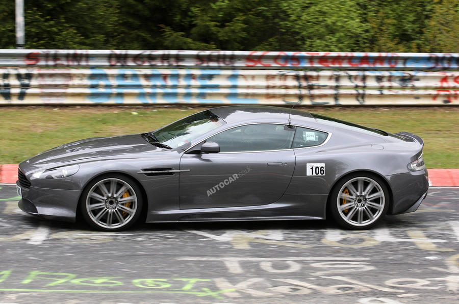Aston Martin DBS updated