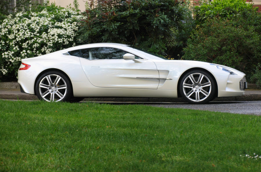 Aston One-77 'to have 750bhp'