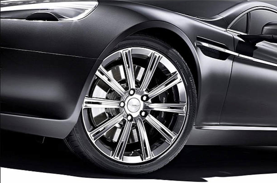 New Rapide offers more luxury