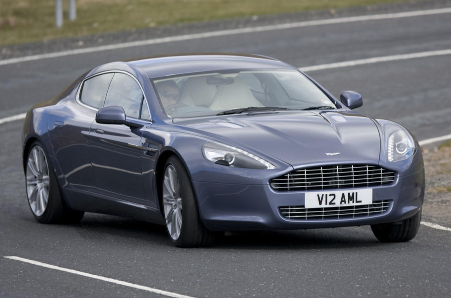 Aston to shift Rapide production