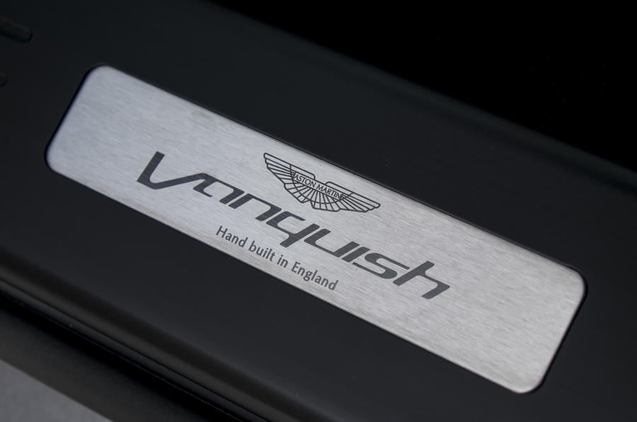 2014 Aston Martin Vanquish first drive review