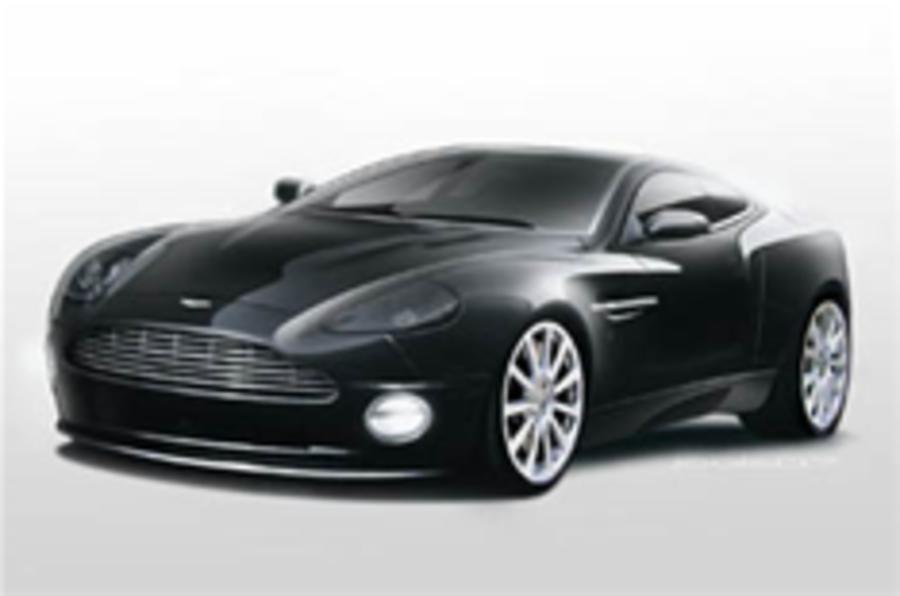 Aston announces 'Ultimate' Vanquish