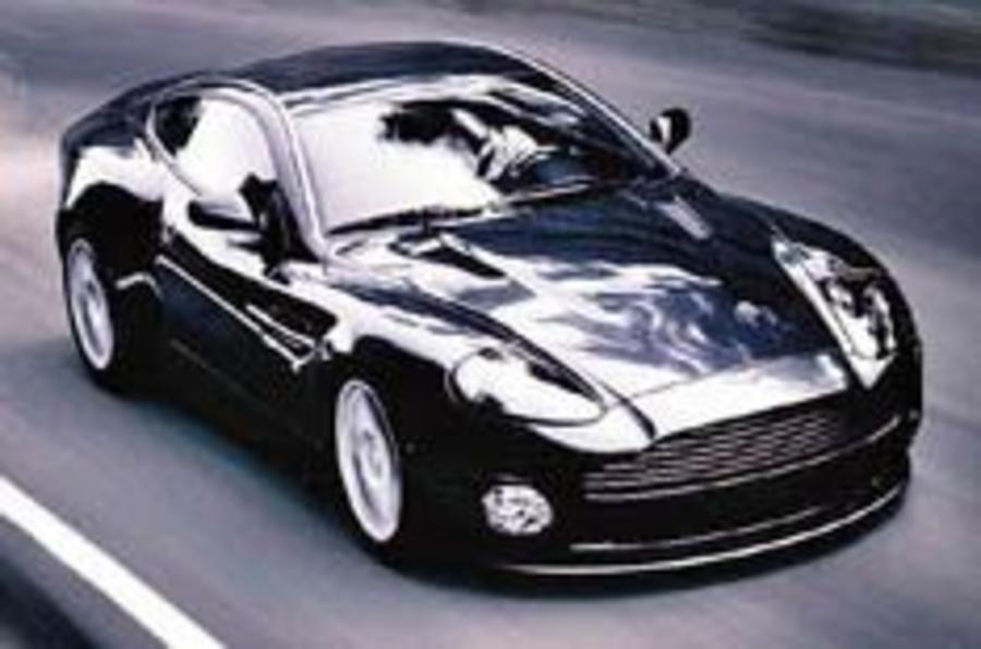 New Vanquish S: the fastest-ever Aston