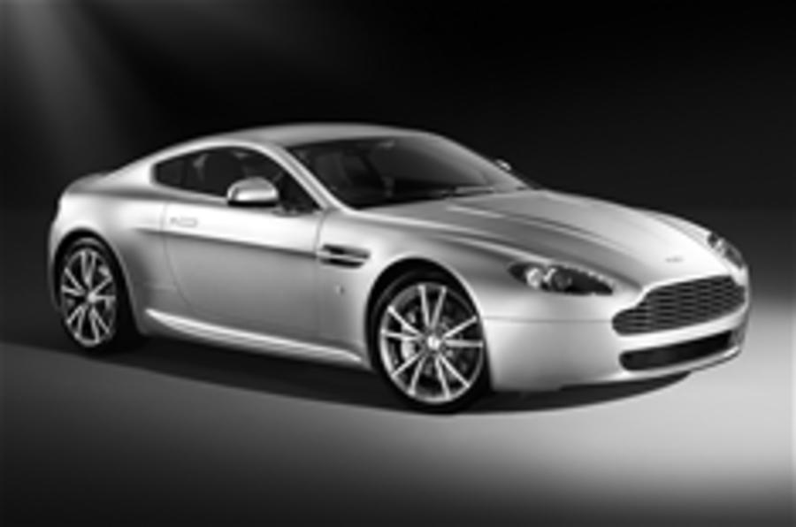 Revised Aston Martin V8 Vantage