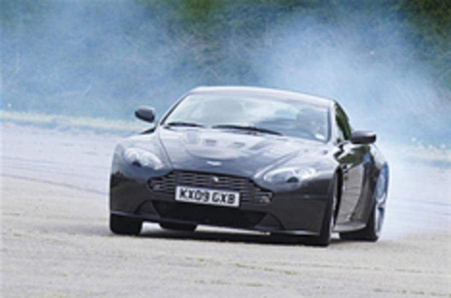 US to get Aston V12 Vantage