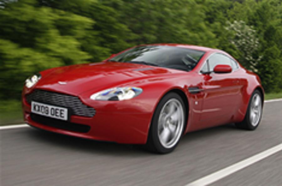 Driven: Aston Martin Vantage 4.7 V8