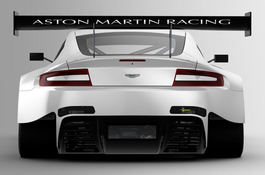 Aston Martin racer breaks cover