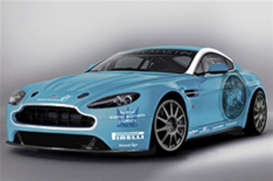 Aston to race V12 at Nurburgring