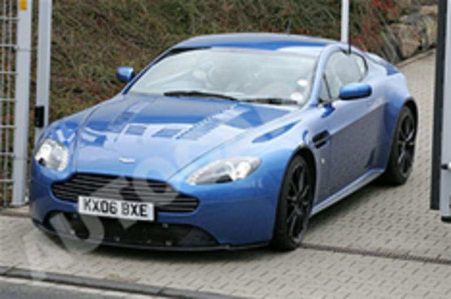 Scoop: Aston Martin Vantage RS