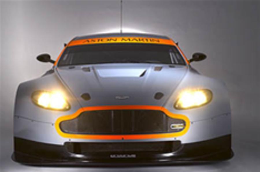 Revealed: Aston V8 Vantage GT2