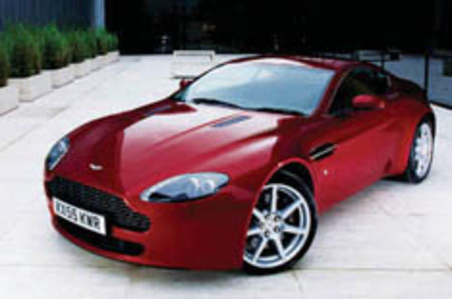 Ford sellup: it's Aston, not Jag
