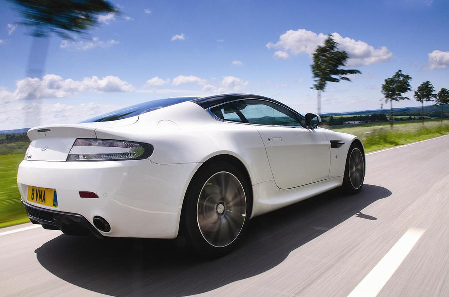Hardcore Aston Vantage revealed