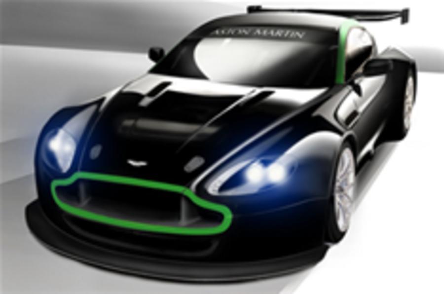 Aston Martin's racing V8: Vantage GT2