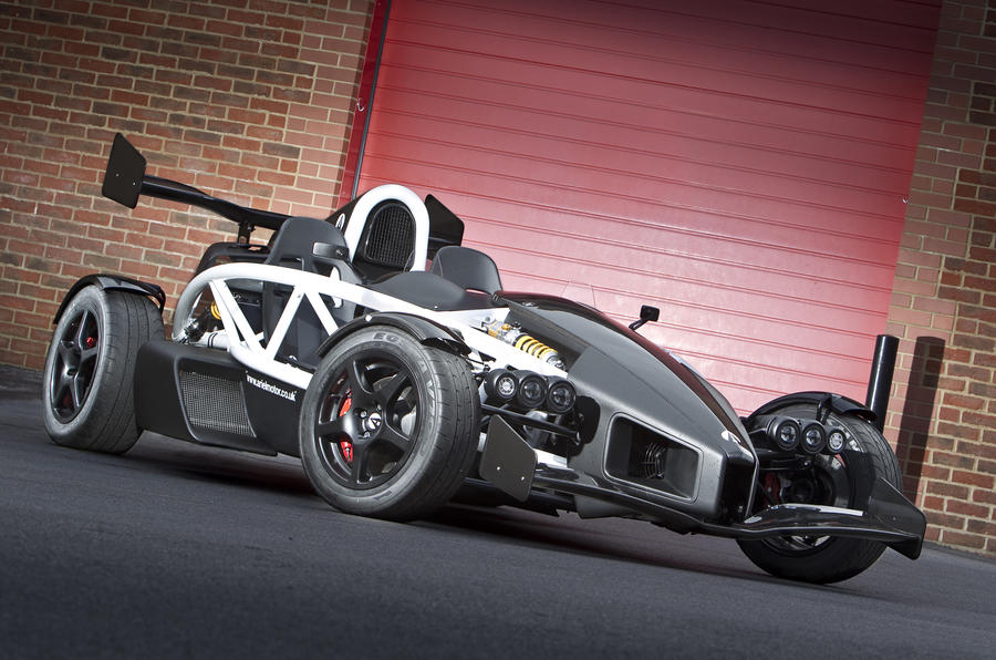 New Ariel Atom 3.5R nears launch