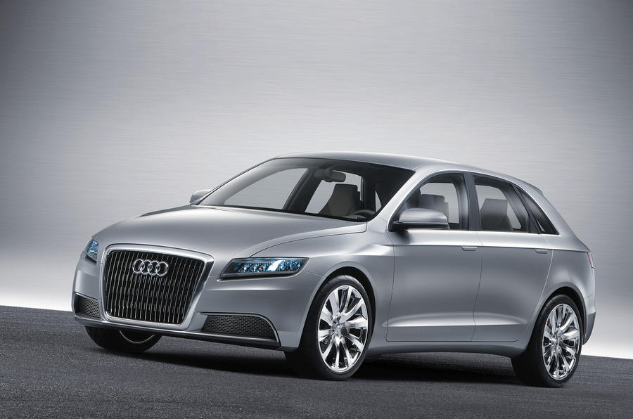 Audi MPV gets green light