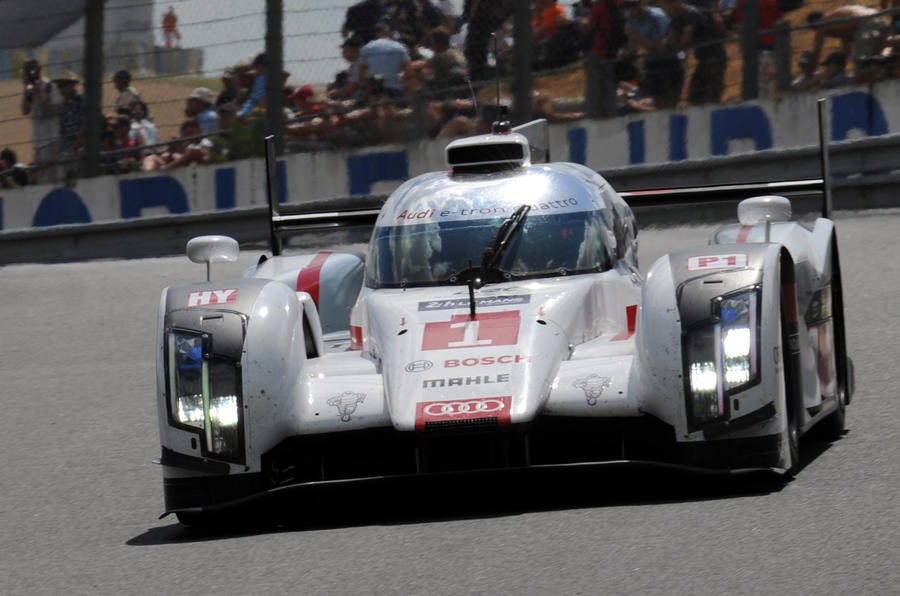 Le Mans blog - Audi might have more than just experience going for it