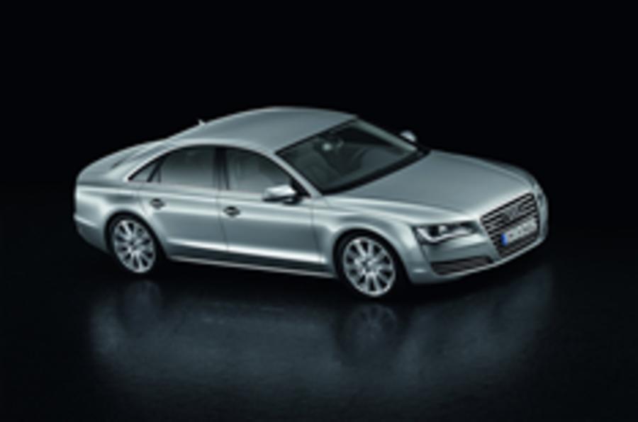 Audi S8 to set new standard