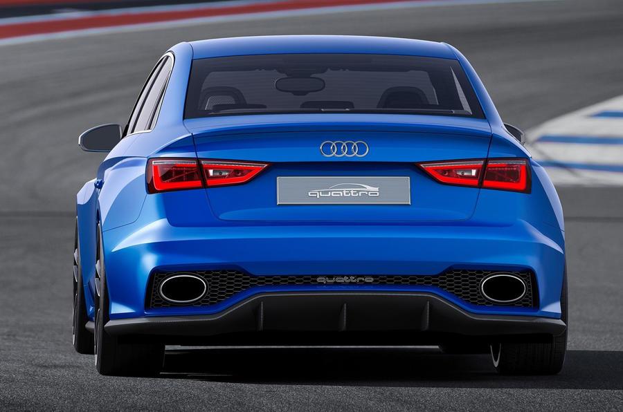 Audi reveals A3 Clubsport concept