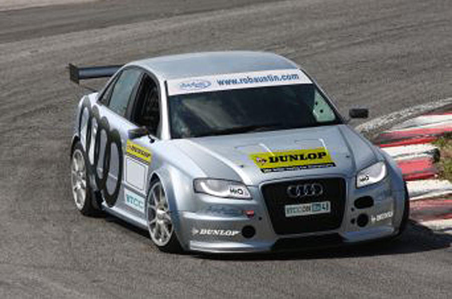 Audi's A4 to return to BTCC