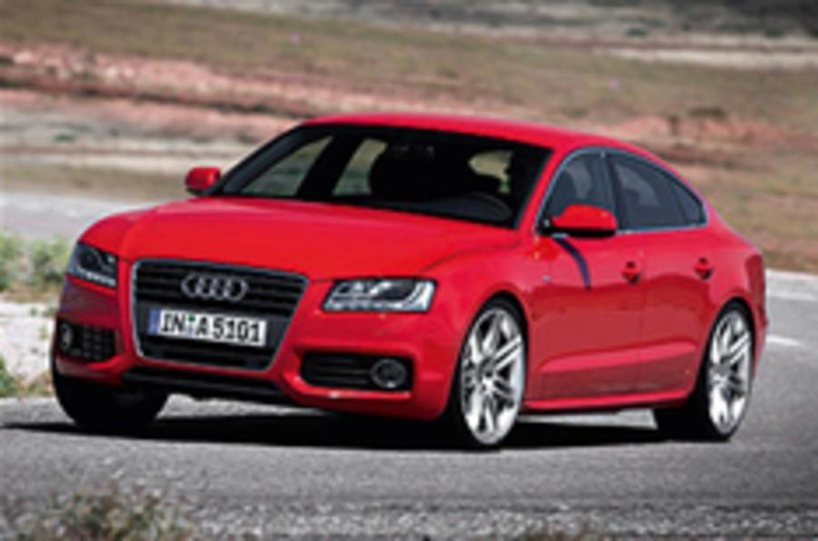 Updated: Audi A5 - more pics