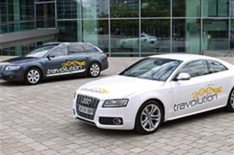 Audi develops 'Travelution'