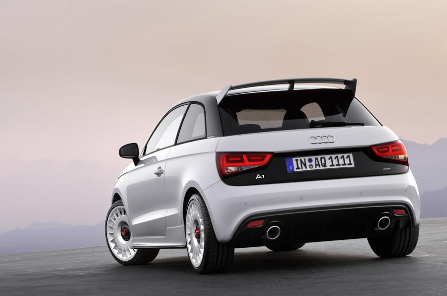 audi a1 quattro confirmed for uk autocar. Black Bedroom Furniture Sets. Home Design Ideas