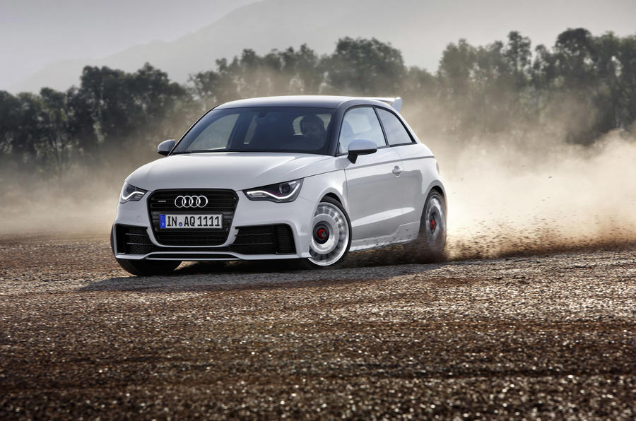 Audi A1 quattro confirmed for UK
