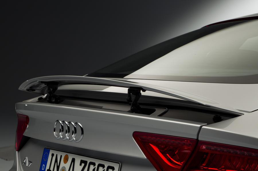 Paris Motor Show 2010 Audi A7 Autocar