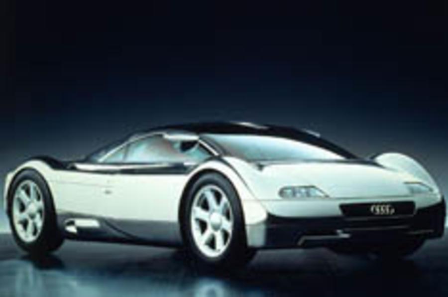 Audi's prototype history