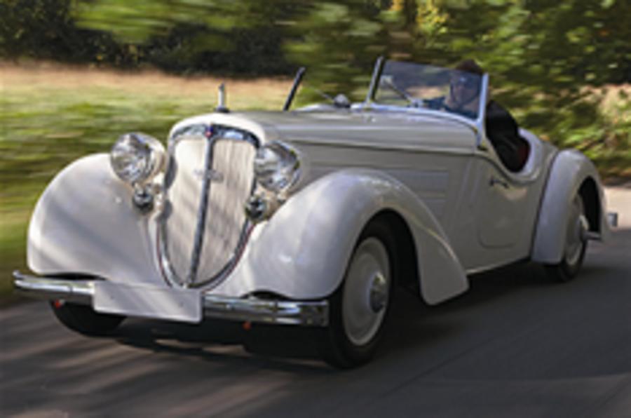 Historic Audis mark 100 years