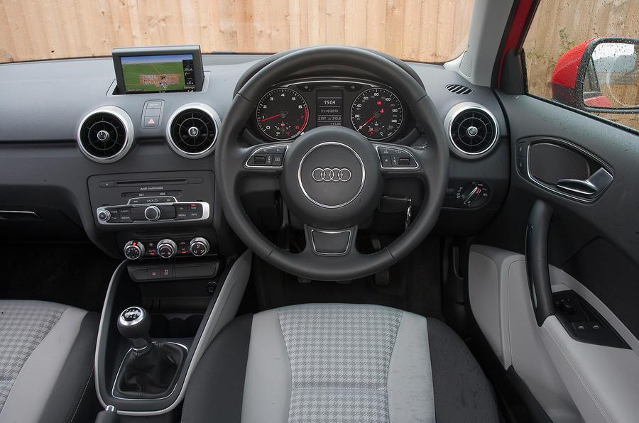 Audi A1 Interior Autocar