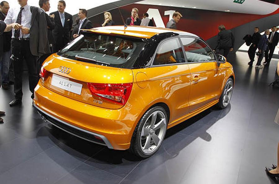 VW plans Polo R & Audi S1