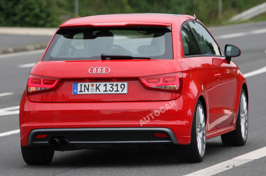 Audi S1 confirmed for Paris