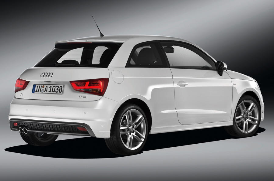 Audi A1 S-line from £20,705
