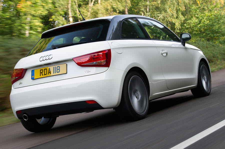 Audi A1 99g/km launched