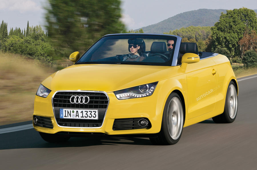 Mini Cooper Convertible For Sale >> Audi S1 targets Mini Cooper S | Autocar