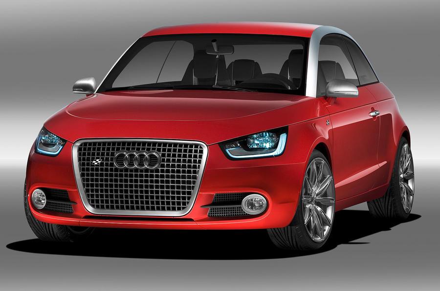 Audi A1: new teaser pic