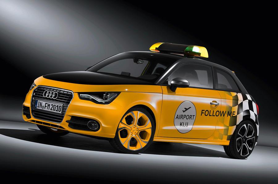 Audi's seven new A1 models