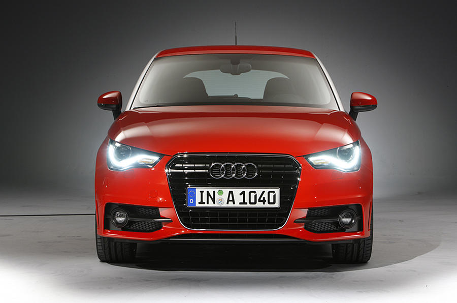 Audi A1 production increased