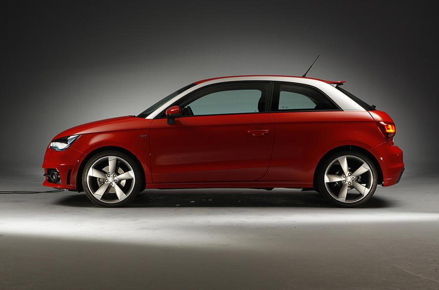 Geneva motor show: Audi A1