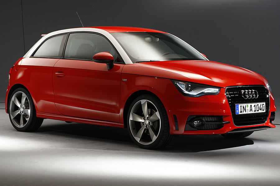 Strong demand for Audi A1