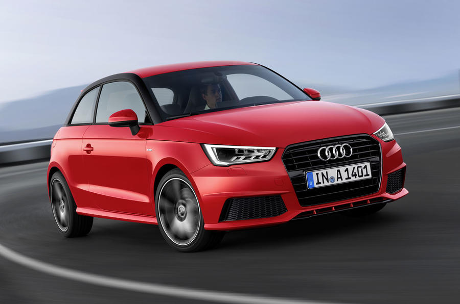 2015 audi a1 1 0 tfsi se first drive review. Black Bedroom Furniture Sets. Home Design Ideas