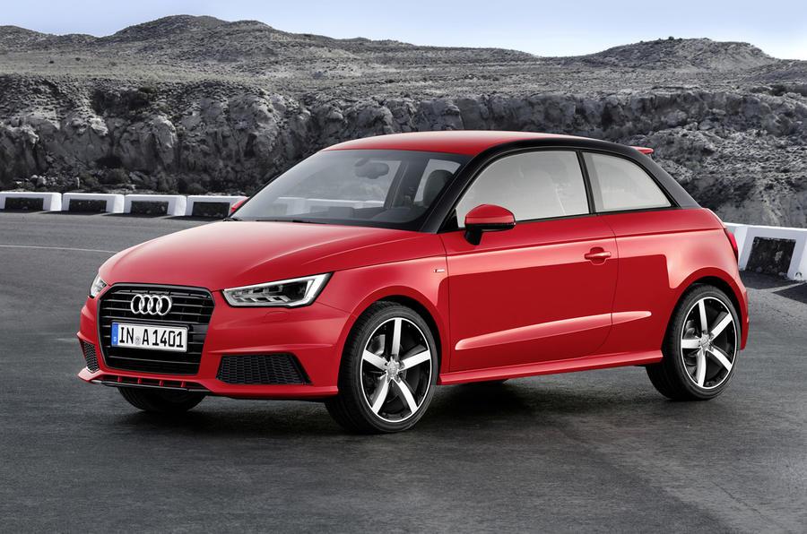 3.5 star Audi A1 1.0 TFSI SE