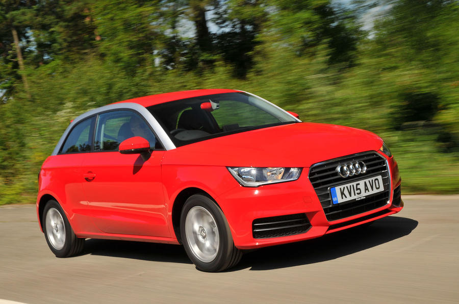 Audi A1 review hero lead