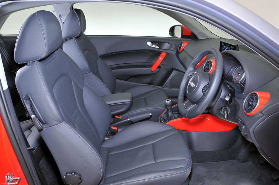 Audi A1 Ride Amp Handling Autocar