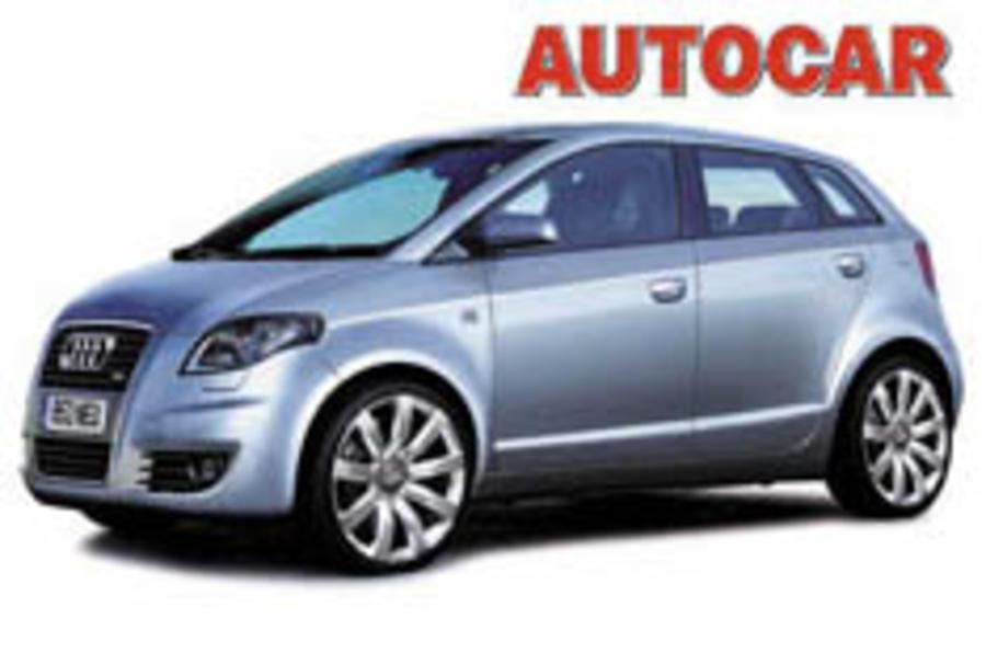 Audi confirms Mini rival for 2009