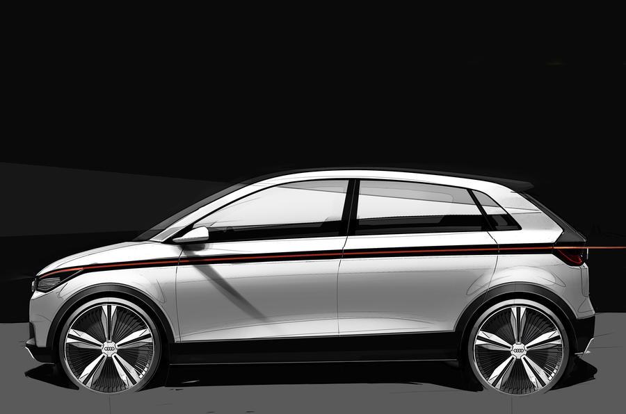 Next-gen Audi A2 revealed