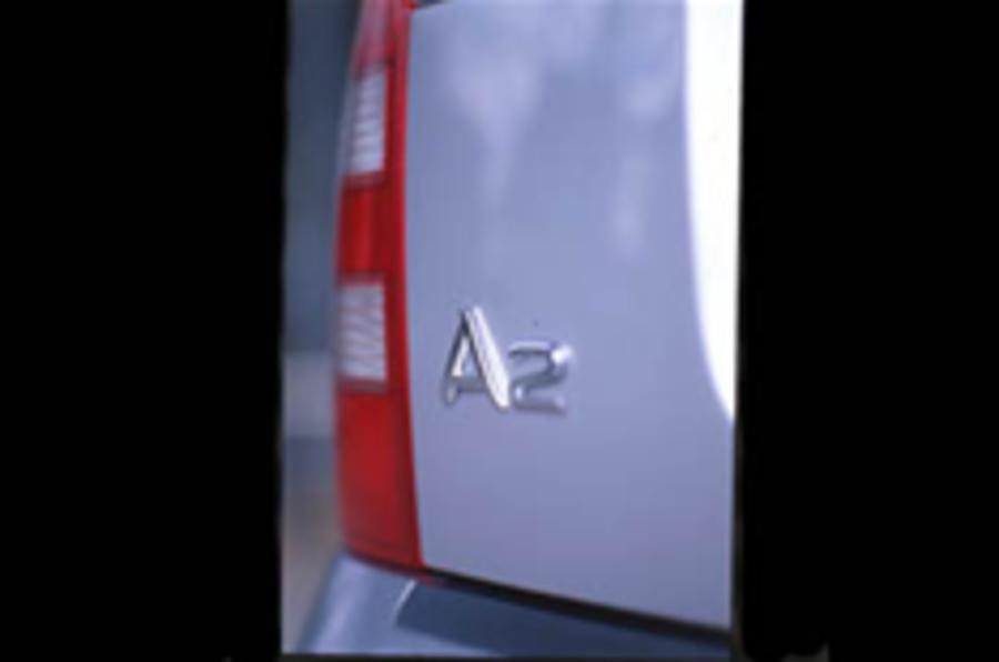 New Audi A2 plans confirmed