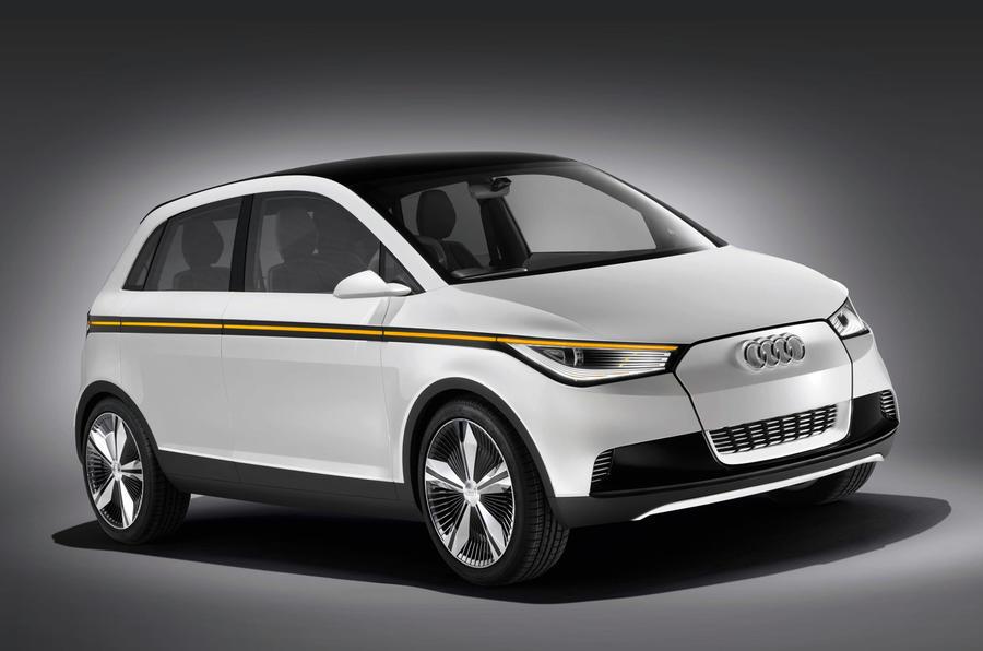 Second Gen Audi A2 Changes Tack Autocar