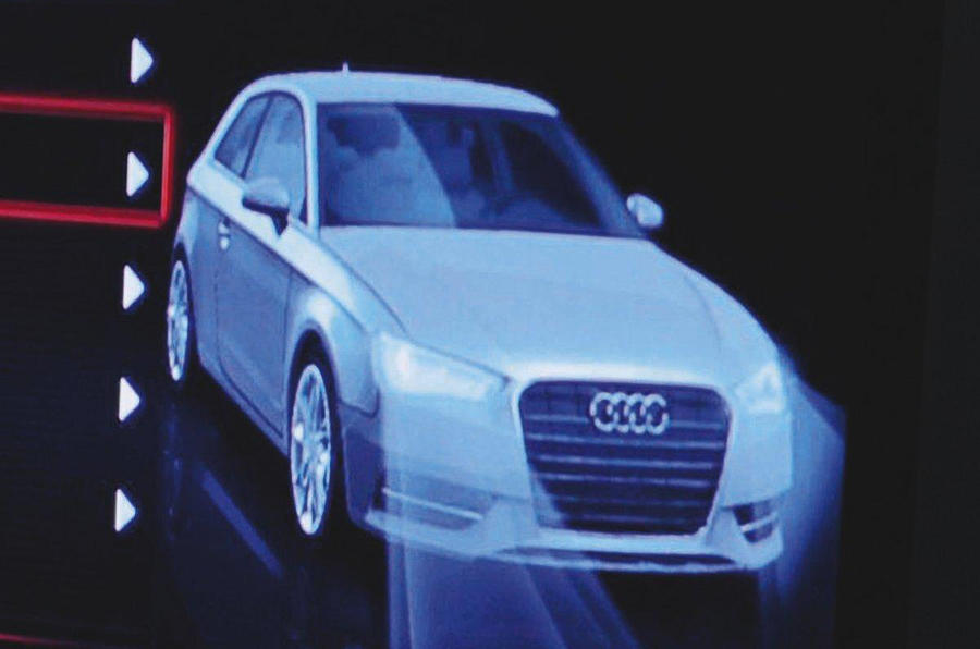 All-new Audi A3 images 'revealed'